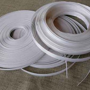 Polyester boning, Used for giving shape and support to strapless garments, etc