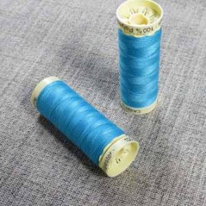 Gutermann Sewing Thread Col. 25 (Ocean Blue)