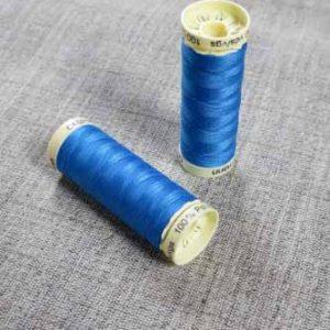 Gutermann Sew All Thread Col. 386 (Caribbean Blue)