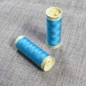 Gutermann Sew All Thread Col. 736 (Caribbean Blue)