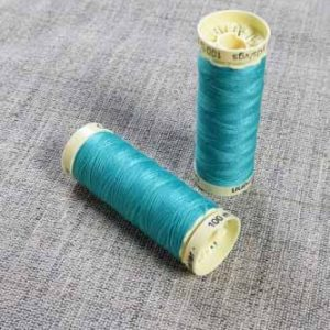 Gutermann Sew All Thread Coll. 763 (Turquoise)