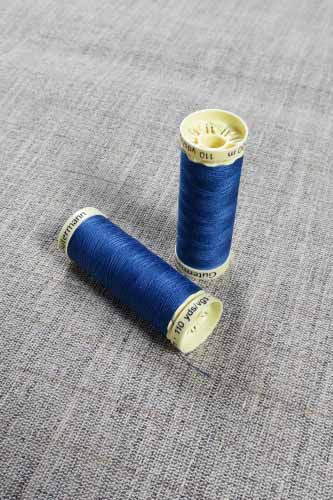 All 78 Tarot Cards Printable Pdf: Gutermann Sew All Thread Col. 78 (Cobalt Blue)