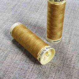 Gutermann Sew All Thread Col. 968 (Gold)