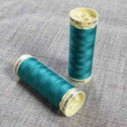 Gutermann Sew All Thread Col. 167 (Blue Green)