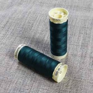 Gutermann Sew All Thread Col. 18 (Dark Green)