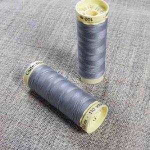 Gutermann Sew All Thread Col. 40 (Grey)