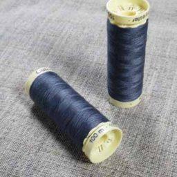 Gutermann Sew All Thread Col. 93 (Dark Grey)