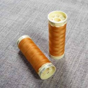 Gutermann Sew All Thread Col. 188 (Orange)