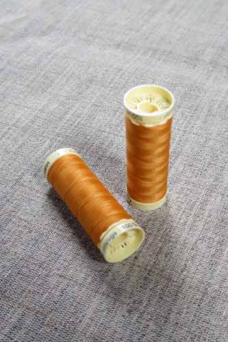 Gutermann Sew All Thread Col. 188 (Orange)