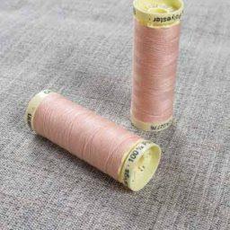 Gutermann Sew All Thread Col. 165 (Peach)