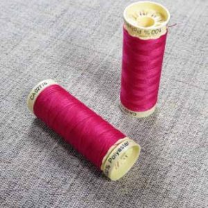 Gutermann Sew All Thread Col. 382 (Pink)