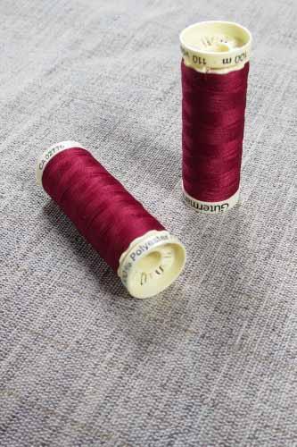 Gutermann Sew All Thread Col. 226 (Wine)