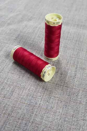 Gutermann Sew All Thread Col. 46 (Red)