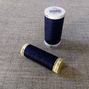 Gutermann Sew All Thread Col. 310 (Navy)