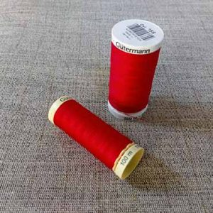 Gutermann Sew All Thread Col. 156 (Red)