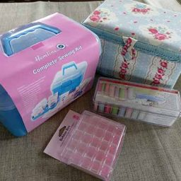 Sewing Boxes, Kits & Organisers