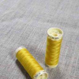 Gutermann Sew All Thread Col. 106 (Yellow)