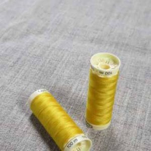 Gutermann Sew All Thread Col. 106 (Yellow)
