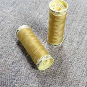 Gutermann Sew All Thread Col. 488 (Gold)