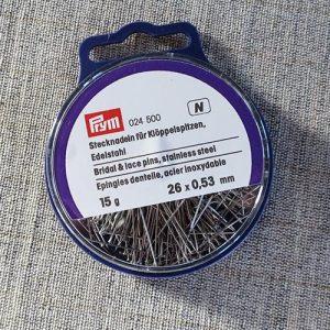 Prym fine bridal and lace pins