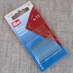 Prym sewing needles, betweens (quilting), size 11