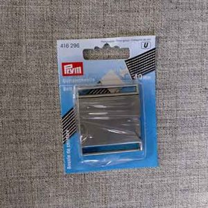 Prym 40mm silver coloured buckle