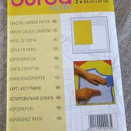 Carbon Paper: 81 x 55cm (2 pieces)