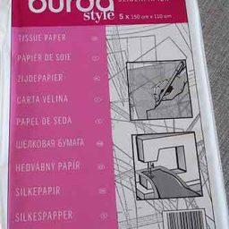 Tissue Paper: 110 x 150cm (5 sheets)