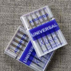 Universal Assorted Machine Needles (70-90)