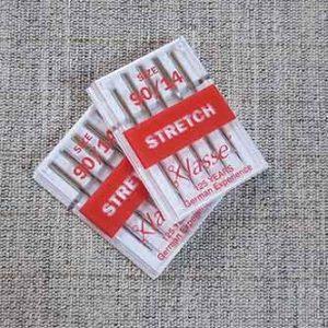 Machine needles, stretch, 90/14