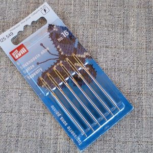 Prym tapestry needles, size 16