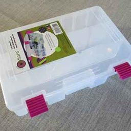 Pro-latch utility organiser: large deep