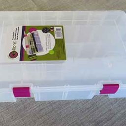 Pro-latch utility organiser: medium deep