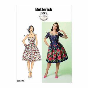 B6556 Misses' Dress