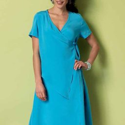 B6359 Misses'/Women's dress