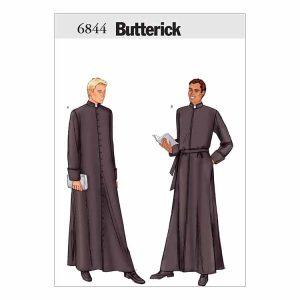 B6844 Mens robe