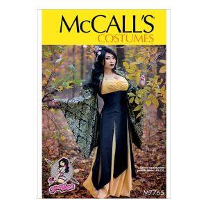M7765 Misses' Boleros, Dresses, and Skirts