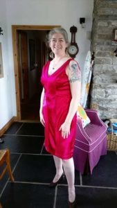 I'll undoubtedly get more use from this remodelled dress.