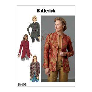 B6602 Misses'/Misses' Petite Jacket