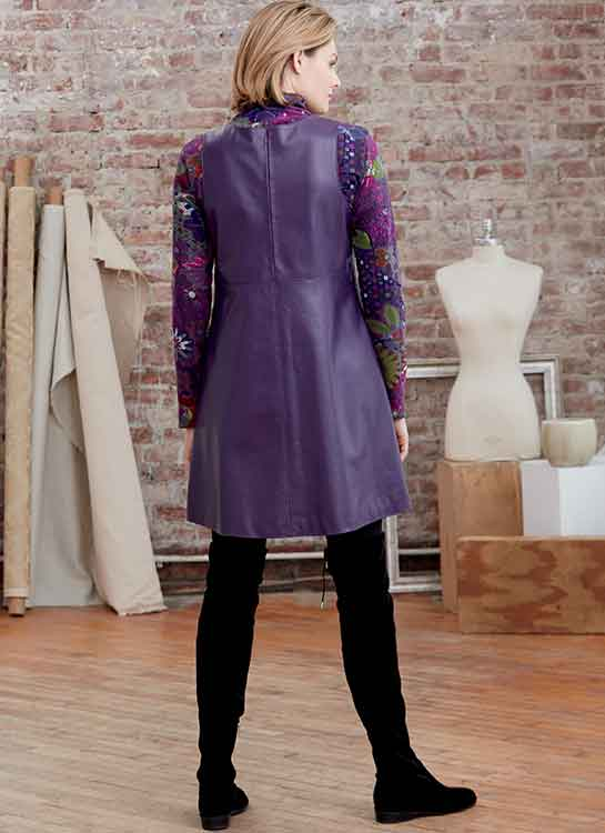 V9337 Misses' Top, Tunic and Pants