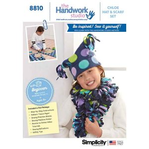 Simplicity 8810 Handwork Studio: Maggie Decorations and Gift Card Holder