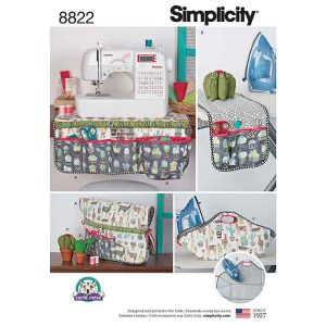 Simplicity 8822 Sewing Accessories