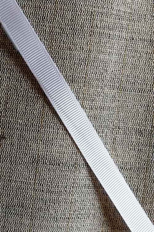 Grosgrain Ribbon (10mm)