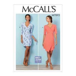 M7893 Misses/Women's Dresses