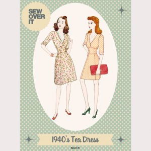 Sew Over It: 40s Tea Dress