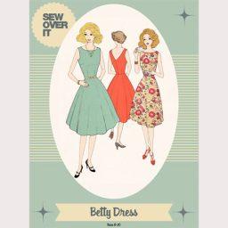 Sew Over It: Betty Dress