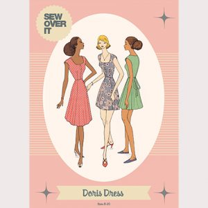 Sew Over It: Doris Dress