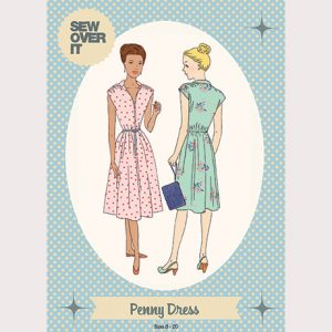 Sew Over It: Penny Dress