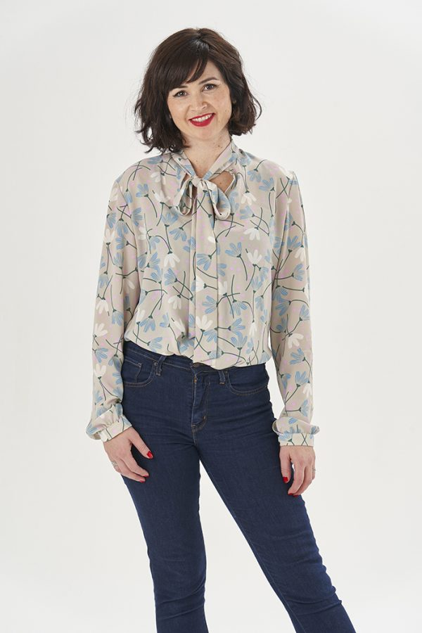 Sew Over It: Pussy Bow Blouse