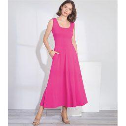 Simplicity 8874 Misses'/Women's Knit Dress
